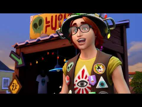 the sims 4 strangerville download update only