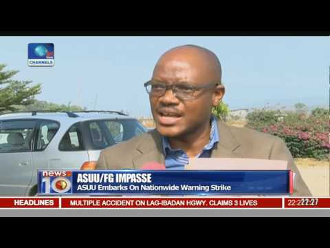 News@10: Nigerian To Be Executed In Singapore 16/11/16 Pt. 2