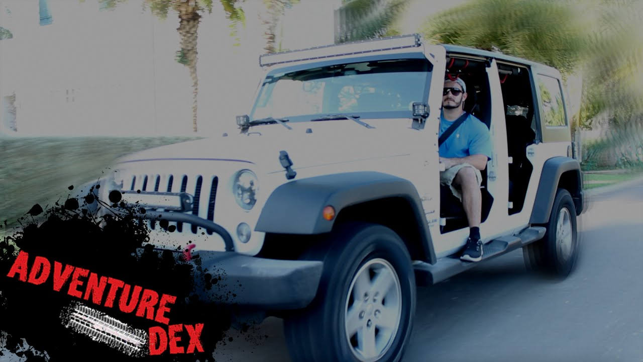 How to remove Jeep Wrangler doors & How to remove Jeep Wrangler doors - YouTube