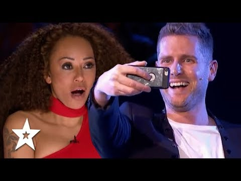 ILLUSIONIST SHOCKS JUDGES! Rob Lake Appears From Thin Air In Audition On America's Got Talent 2018