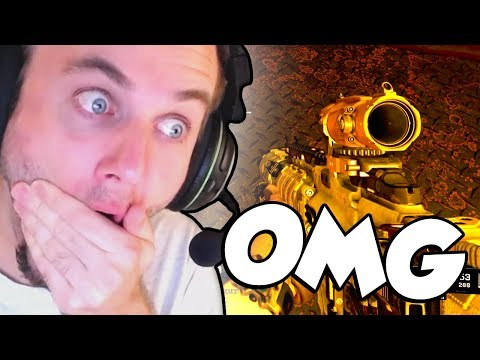 GOLD GUN VICTORY!? (Call of Duty Black Ops 4 Blackout Gold Guns)