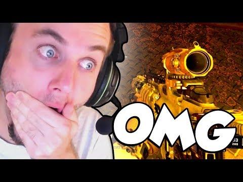 GOLD GUN VICTORY!? (Call of Duty Black Ops 4 Blackout Gold Guns)