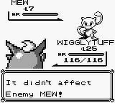 Image result for pokemon blue mew
