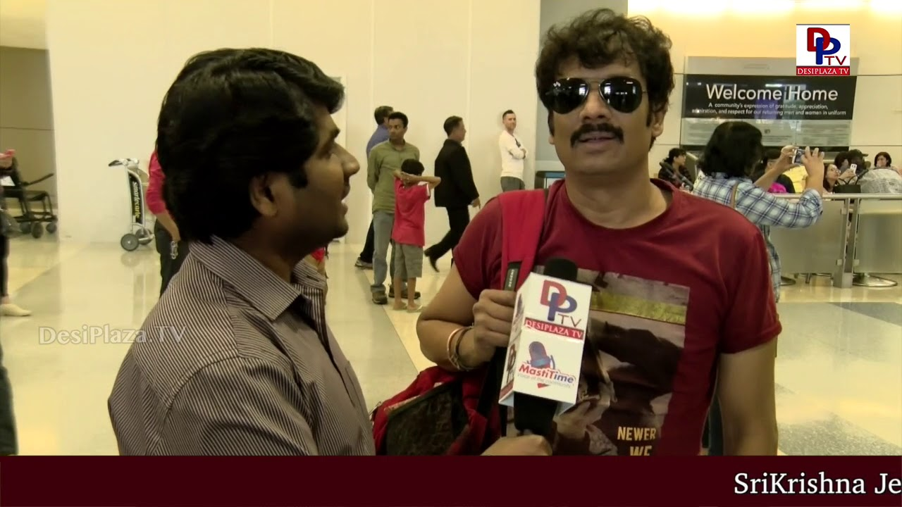 Chiranjeevi Mega  Event - MAA STARS arrive at Airport in Dallas