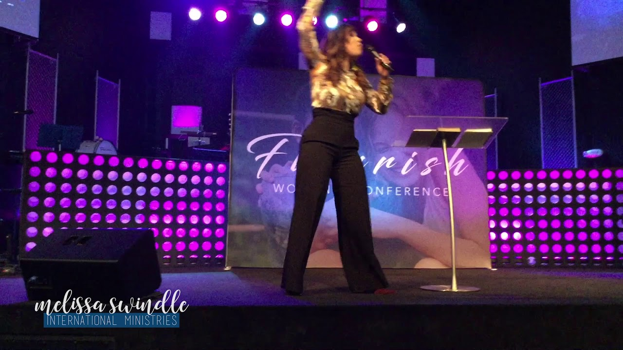 How to Rule and Reign in Life|  Melissa Swindle International Ministries   11m4s