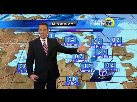 Eric Green Weather Forecast