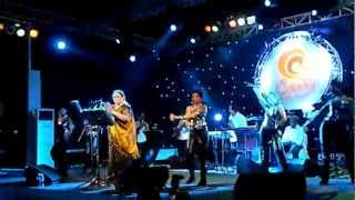 Usha Uthup live in Abu Dhabi - Darling (7 Khoon Maaf)