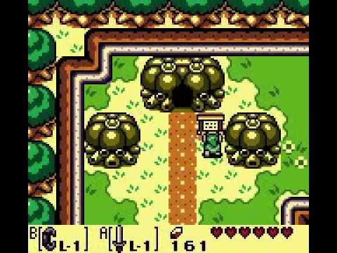 The Legend of Zelda: Link's Awakening - 100% Walkthrough: Before Level 3 [5 of 19]