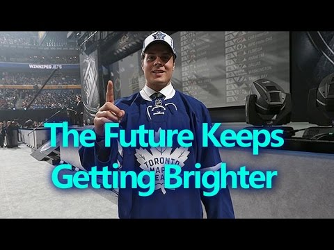 The Future Keeps Getting Brighter | Toronto Maple Leafs ᴴᴰ
