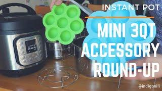 Instant Pot Mini (3qt) Accessories!