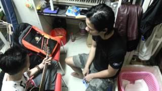 Tiếng Gọi - cover by Hoàng Guitaristzz (Guitar Holme Kudo)