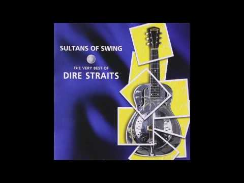 Dire Straits - Sultans of Swing (Backing Track)