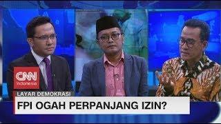 FPI Ogah Perpanjang Izin? #Layardemokrasi