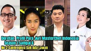 7 Profil Parra Jurri MasterChef  ndonesaSeasoon 1 sampai 6 No 2 Ganntenngnya Gakk Ada Laaawan