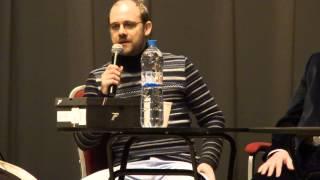 Михаил Тихонов, первый вопрос @ StarFans II (28.03.15)