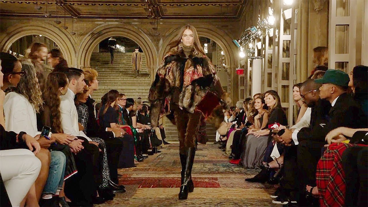 Ralph Lauren | Fall Winter 2018/2019 Full Fashion Show | Exclusive