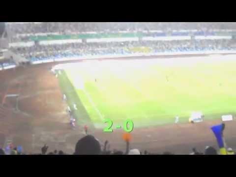 Gabon vs Burkina Faso, Le Show