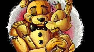 Springtrap X Golden Freddy - All I Ever Wanted