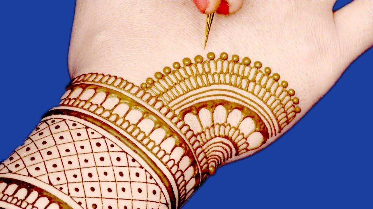Image result for Rakhi Special Mehndi Design for Hands   New Floral Mehndi Design by Sonia Goyal #347 jaipurthepinkcity