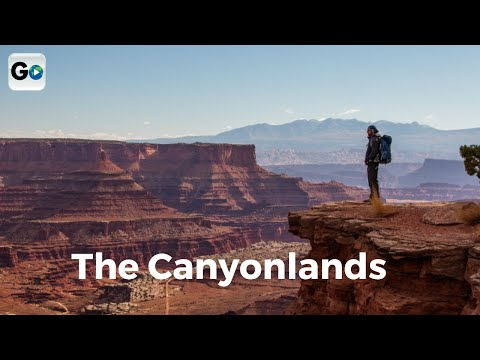 The Canyonlands - Best Parks Ever - 4346