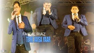TERE JAISA YAAR KAHAN  FAIZAL RIAZ   Live  KISHORE KUMAR NIGHT 2017 HD