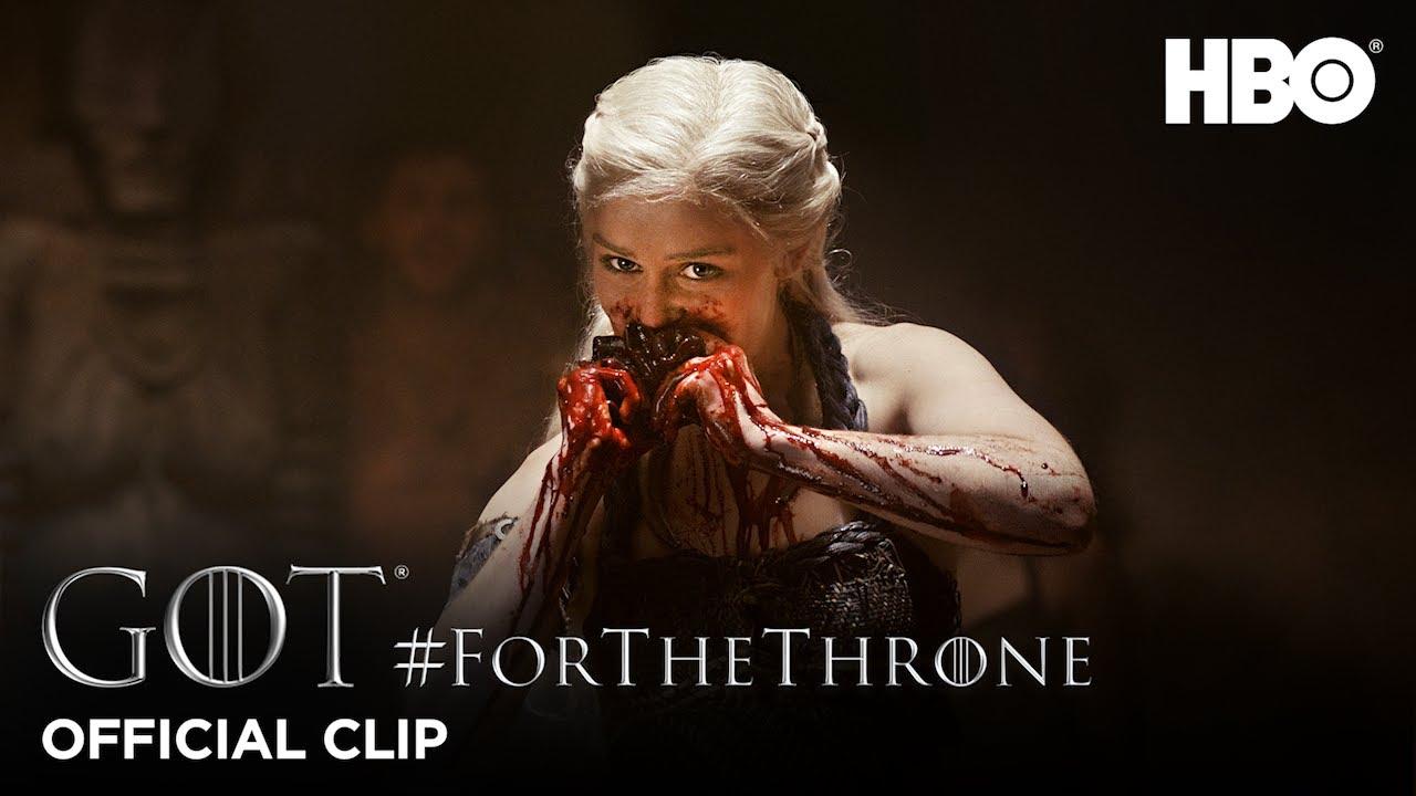 not a queen a khaleesi forthethrone clip game of thrones