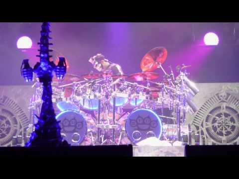 Five Finger Death Punch - Drum Solo [Live] - 9.8.2015 - Verizon Wireless Center - Mankato, MN