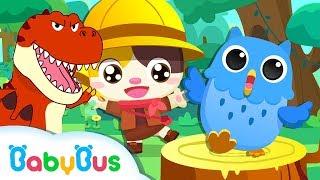 Animal Dance Song | Animal Song | Zoo Song | Nursery Rhymes | Kids Songs | Babies Videos | BabyBus