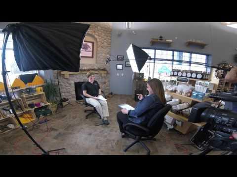 Society Insurance shoot at Vern's Cheese