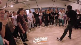 Mamson - Juste Debout School (Hip Hop Dance Week 2018)