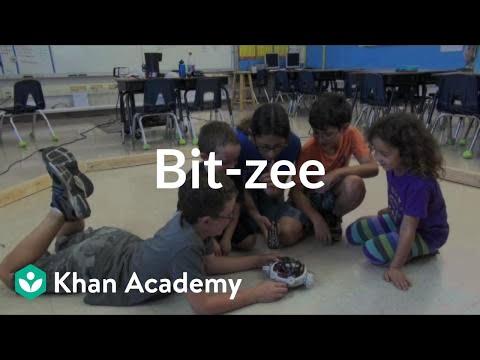 Bit-zeeeeeeeeeee | Home-made robots | Electrical engineering | Khan Academy