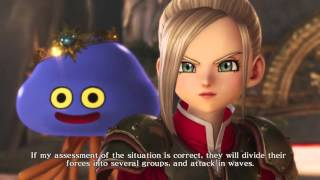 Dragon Quest Heroes The World Tree's Woe and the Blight Below - Начало игры HD [1080p] (PS4)