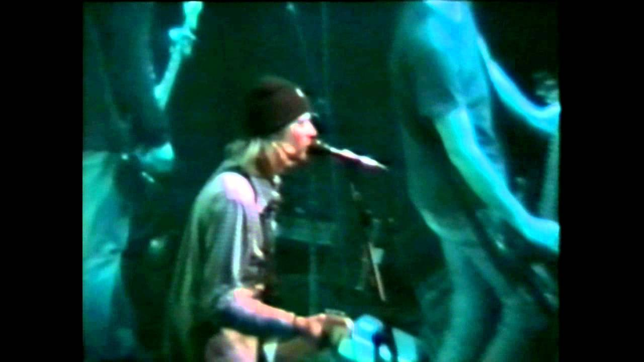 Nirvana - Palatrussardi, Milan, Italy 02/25/94 (AMT #1) - this concert is key