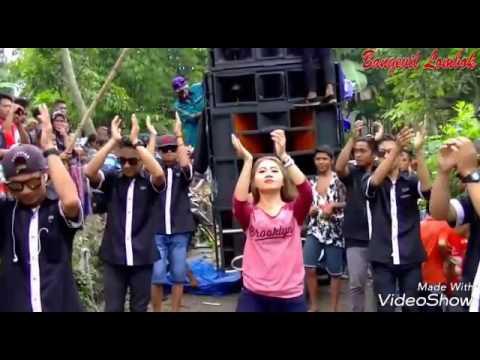 """Goyang hot """"PANGERAN KODOK"""" jsm united 2017"""