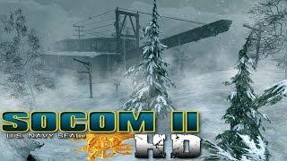 New 2016 ! Socom 2 HD Blizzard Gameplay !