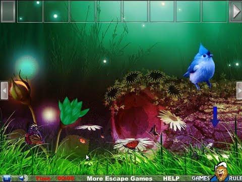 Fantasy Forest Hamlet Escape Walkthrough [Games2Rule]