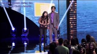 Charice at the 2011 Teen Choice Awards