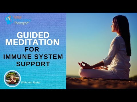 Guided Meditation for Immune System Support