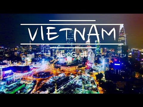 Culture Week, La Gi & Sky Bar Ho Chi Minh City I VIETNAM Vlog #1