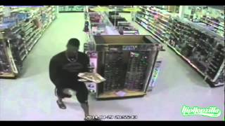 Jameis Winston Shoplifting Crab Legs [4-IZE Voice Over]