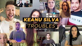 Смотреть клип Keanu Silva - Troubles