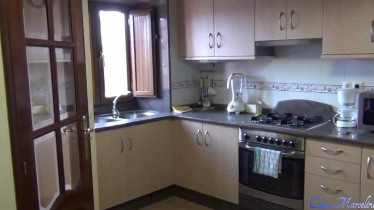 Casa marcelino interiores y exteriores de la casa youtube for Diseno de casas pequenas exteriores