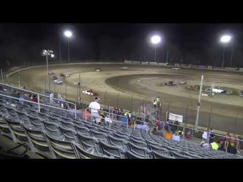 TS - F. - dirt track racing video image