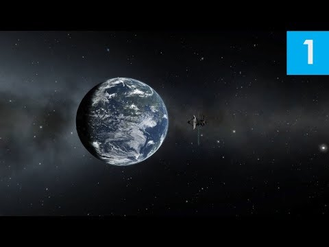 KSP #1 - Geostationary Comms Network