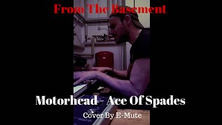 Tribute to Lemmy: Ace Of Spades-Motorhead piano/vocals cover