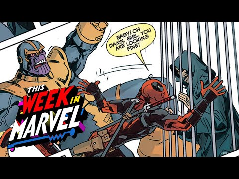 Deadpool Teams Up With Who?! | This Week in Marvel Primer