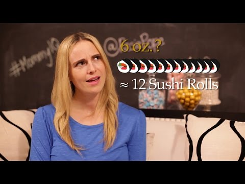 Eating Sushi While Pregnant (Not OK)- Conversations with Rosie Pope
