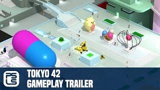 Tokyo 42 Gameplay Trailer