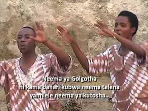 Neema ya Golgotha by Frere Manu