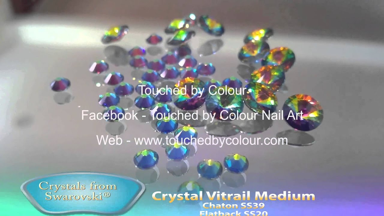 f2c24170f Crystal Vitrail Medium - YouTube